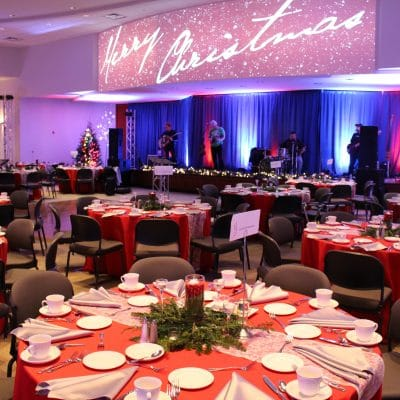 Christmas event at FORUM Events Center