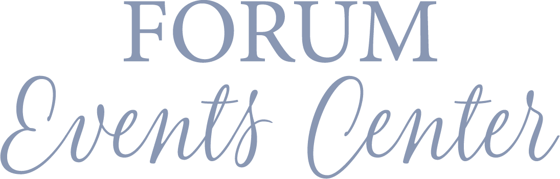 FORUM Events Center Logo