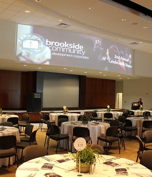 Nonprofit event at FORUM Events Center