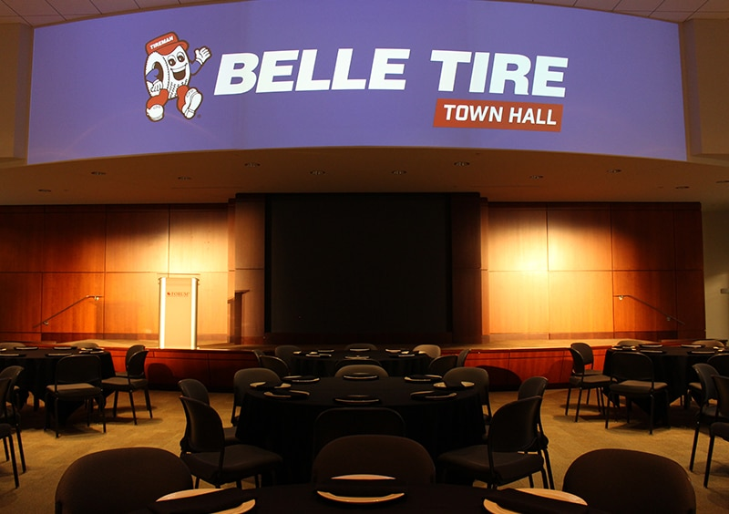Corporate Event and FORUM Events Center