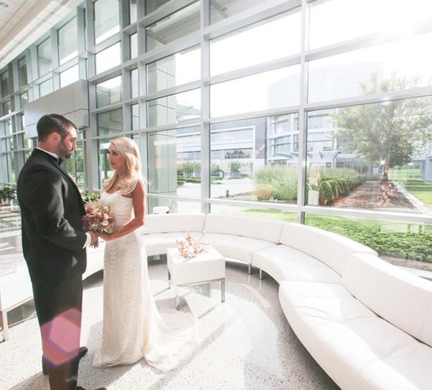 Wedding at FORUM Events Center, Indianapolis event venue