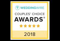 Wedding Wire Couples' Choice Awards 2018 Logo