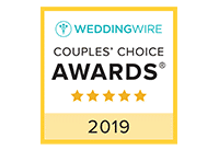 Wedding Wire Couples' Choice Awards 2019 Logo
