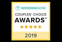 Wedding Wire Couples' Choice Awards 2019 Logo